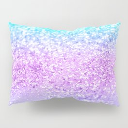 Unicorn Girls Glitter #9 #shiny #decor #art #society6 Pillow Sham