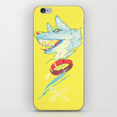 BOW WOW iPhone Skin