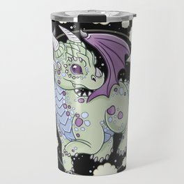 Dragon in the Clouds Travel Mug
