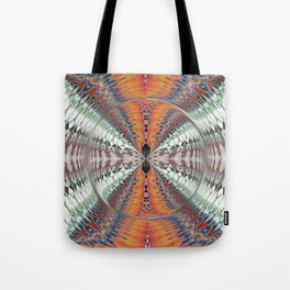 Wart Eye Pattern 3 Tote Bag