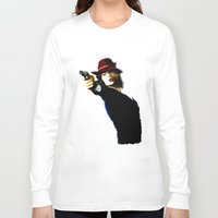 agent carter Long Sleeve T-shirts featuring Agent Carter by Ms. Givens