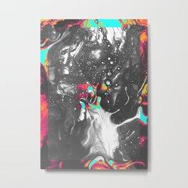 OBSTACLE 1 Metal Print