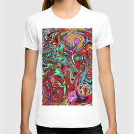 Crowded place T-shirt