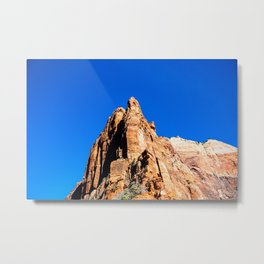 Zion National Park. Utah. USA. Metal Print