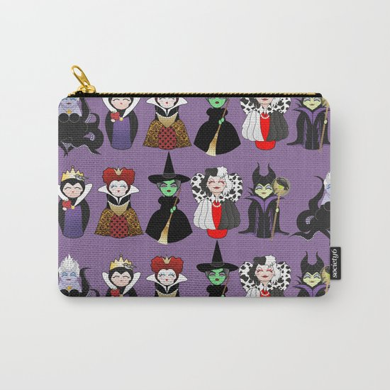Evil kokeshis Carry-All Pouch