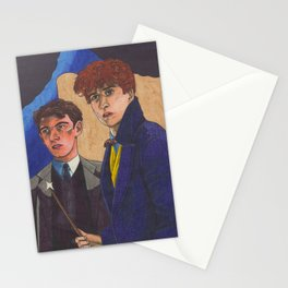 Wizard Brothers Stationery Cards