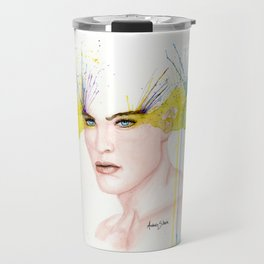 Colourful Captivation Travel Mug