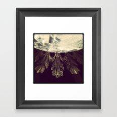 At Midnight Framed Art Print