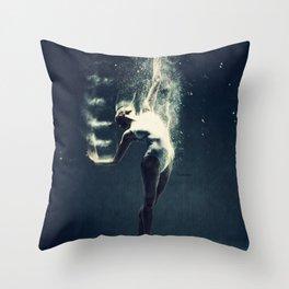 Dancer's soul... Throw Pillow
