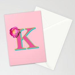BOLD K Stationery Cards