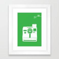 10_coolstuff_R Framed Art Print