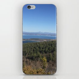 Views from the North Country iPhone Skin