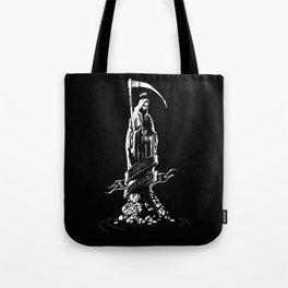 TEMPUS EDAX RERUM Tote Bag
