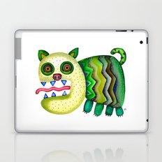 Screaming Kitty Laptop & iPad Skin