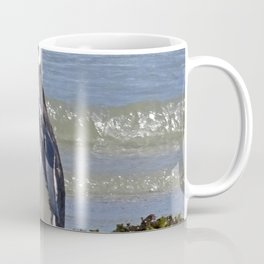 Magellanic Penguin by the Sea Coffee Mug