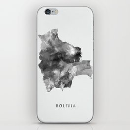 Bolivia iPhone Skin