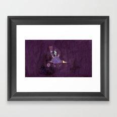 At dawn of time (1) Framed Art Print