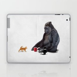 I Should, Koko (Wordless) Laptop & iPad Skin