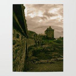Eilean Donan Castle, Kyle of Lochalsh, Scotland Poster