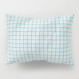 Grid Pillow Sham