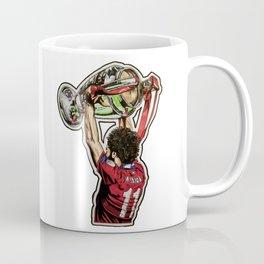 Mo - European Champion Coffee Mug