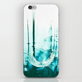 Spring Feather iPhone Skin