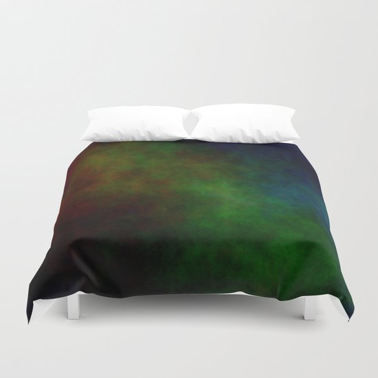 Tinted Clouds Duvet Cover