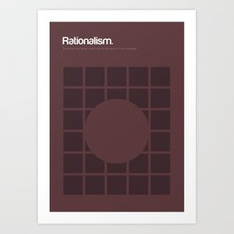 Rationalism Art Print