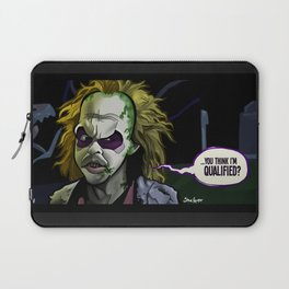 Qualified? Laptop Sleeve