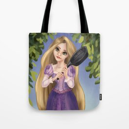 A Tangled Mansion Tote Bag