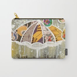 Dance In the Rain Carry-All Pouch