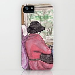 Train to Hakone iPhone Case