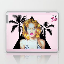 Golden Barbie Laptop & iPad Skin