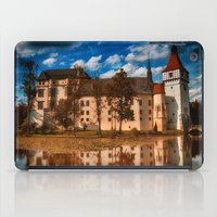 castle in the sky iPad Cases featuring Castle by DistinctyDesign