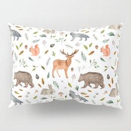 Forest team Pillow Sham