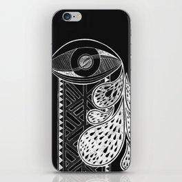 Jupiter Teardrop iPhone Skin