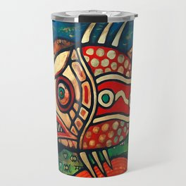 The Fish Travel Mug