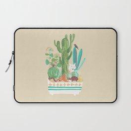 Desert planter Laptop Sleeve