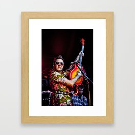 Reel Big Fish Framed Art Print