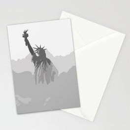 Celebrating July 4 Stationery Cards