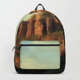 CATHEDRAL ROCK - SEDONA ARIZONA Backpack