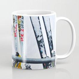 Ski All Day Coffee Mug