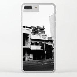 Ihme-Zentrum Clear iPhone Case