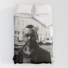 NYC holga portraits 3 Comforters