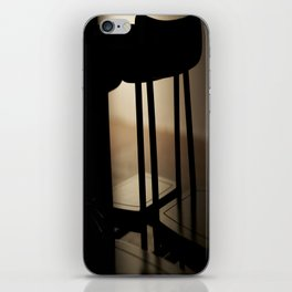 the place iPhone Skin
