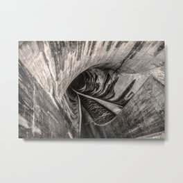Dam Reticulation - the Void Metal Print