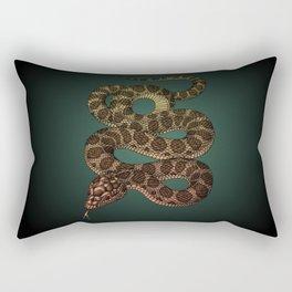 Snake Rectangular Pillow