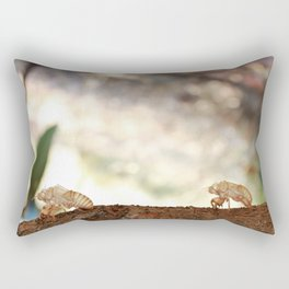 new life Rectangular Pillow