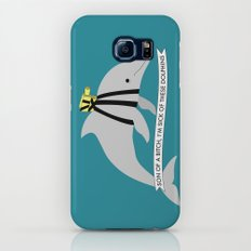 Zissou Dolphin Galaxy S7 Slim Case