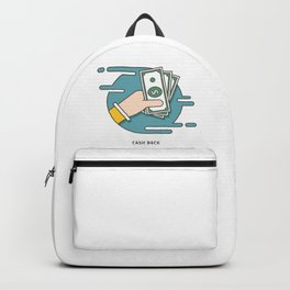 Get Your Cash Back Backpack